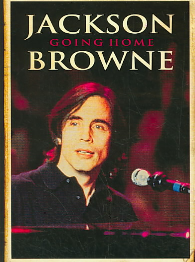 GOING HOME BY BROWNE,JACKSON (DVD)